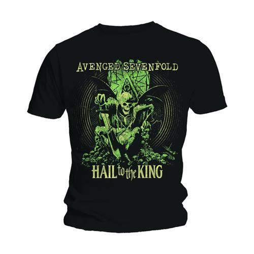 Avenged Sevenfold - En Vie FÉRFI PÓLÓ