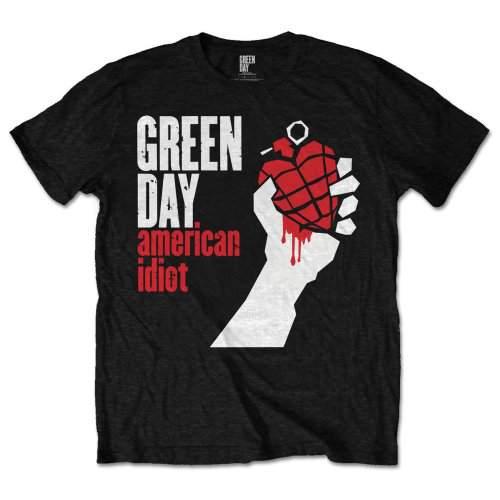 Green Day - American Idiot FÉRFI PÓLÓ