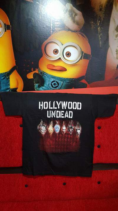 Hollywood Undead férfi póló