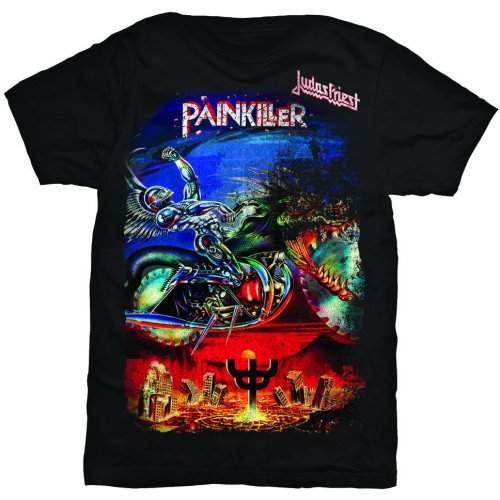 Judas Priest - Painkiller FÉRFI PÓLÓ