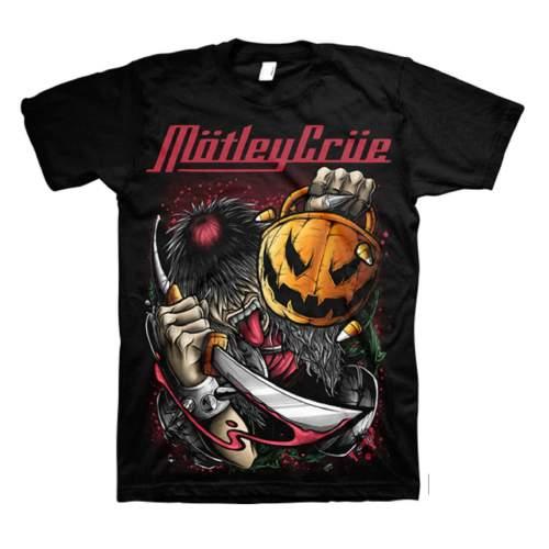 Mötley Crue - Halloween FÉRFI PÓLÓ