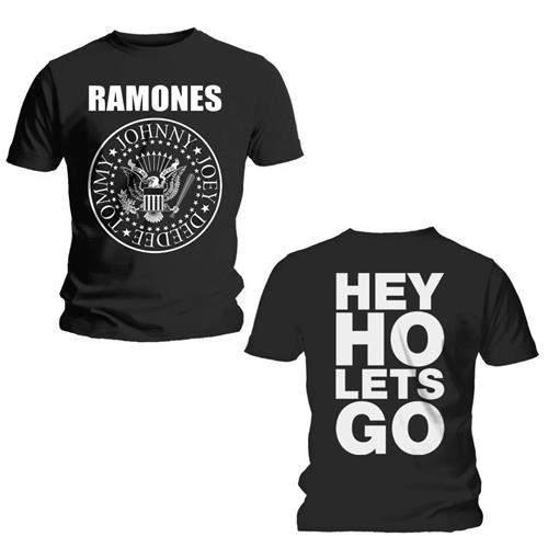 Ramones - Hey Ho férfi póló