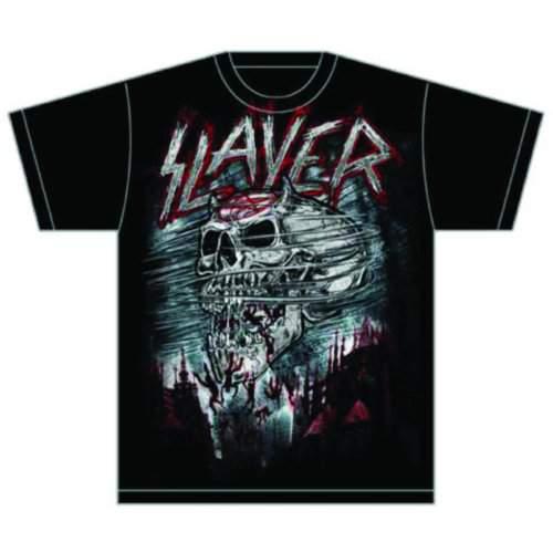 Slayer - Demon Storm FÉRFI PÓLÓ