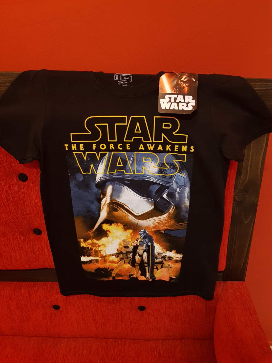 STAR WARS The force awakens UNISEX PÓLÓ
