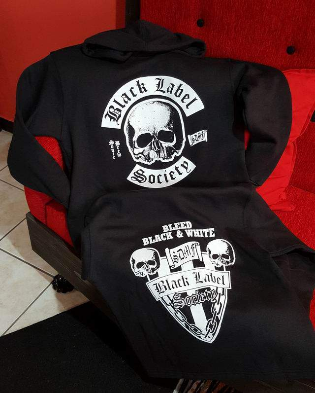 BLACK LABEL SOCIETY UNISEX pulóver, BELEBÚJÓS