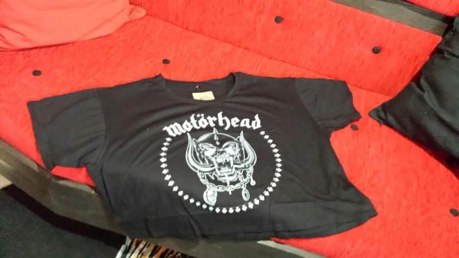 Motörhead - Skulls & Aces NŐI PÓLÓ
