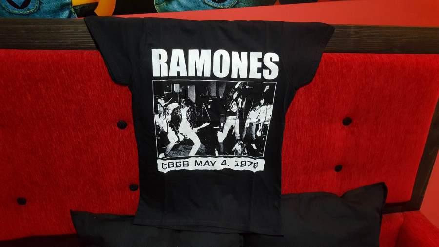 RAMONES CBGB női póló