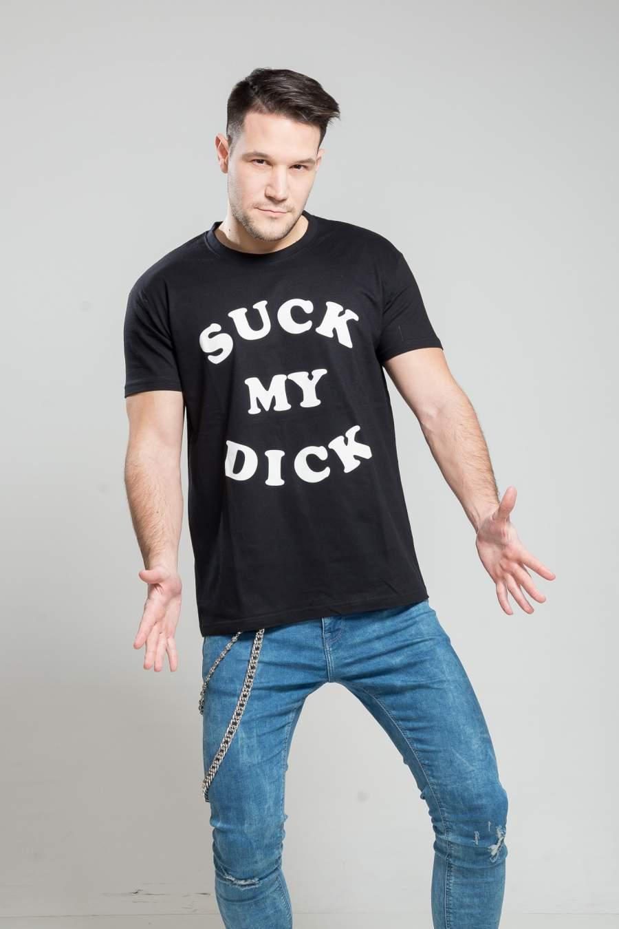 RMS - SUCK MY DICK