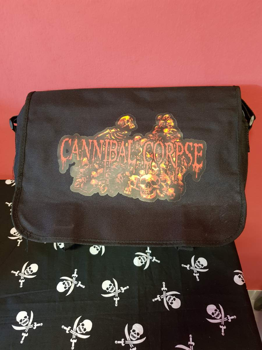 Cannibal Corpse Válltáska