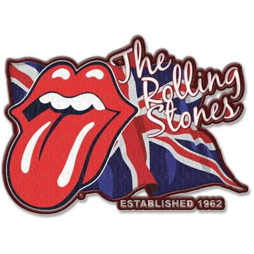 The Rolling Stones - Lick the Flag FELVARRÓ