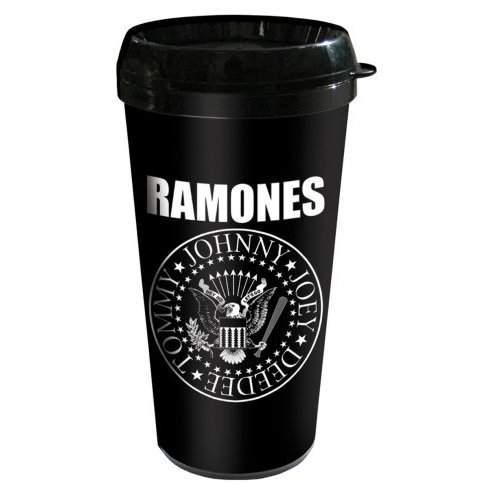 Ramones - Presidential Seal Műanyag zárható fedelű pohár