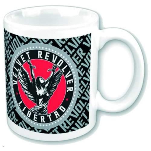 Velvet Revolver - Libertad díszdobozos bögre
