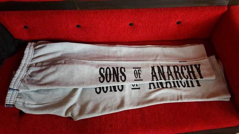 SONS OF ANARCHY Szürke melegítő nadrág