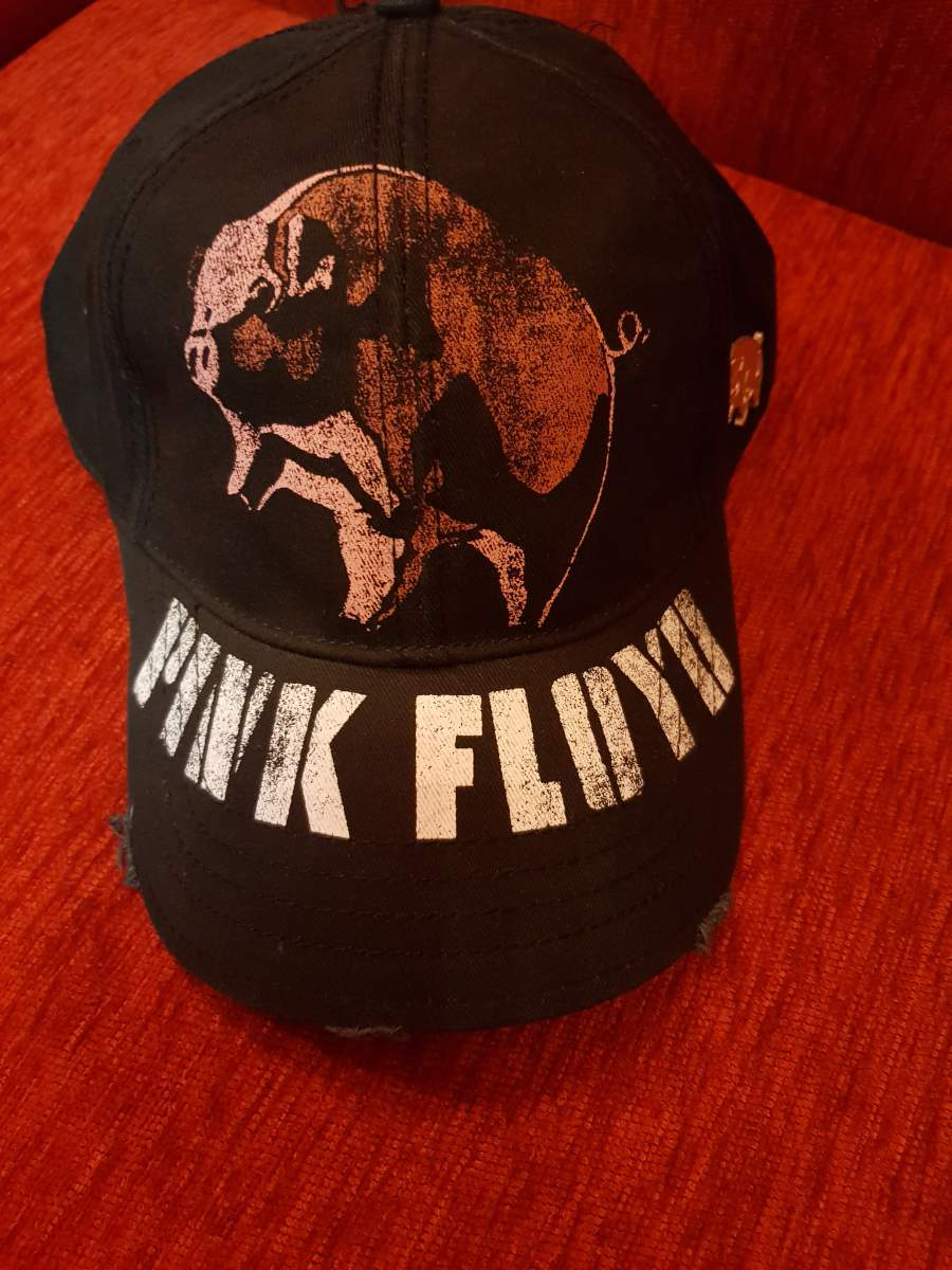 PINK FLOYD BASEBALL SAPKA