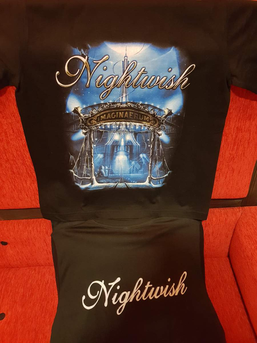 NIGHTWISH IMAGINAERUM FÉRFI PÓLÓ