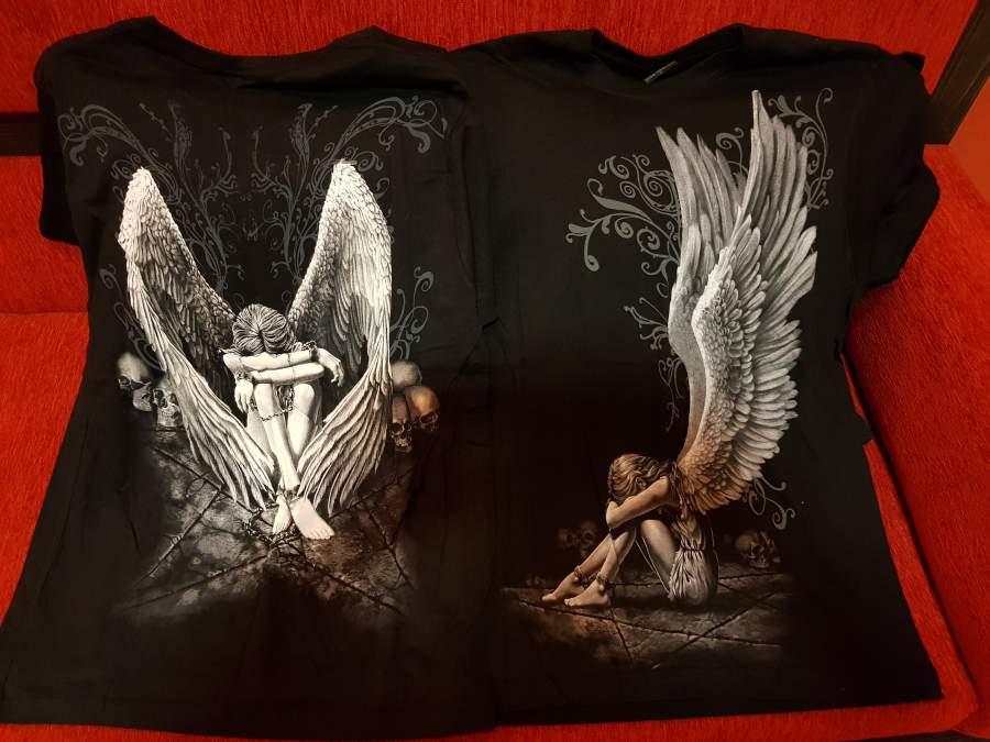 ENSLAVED ANGEL FÉRFI PÓLÓ
