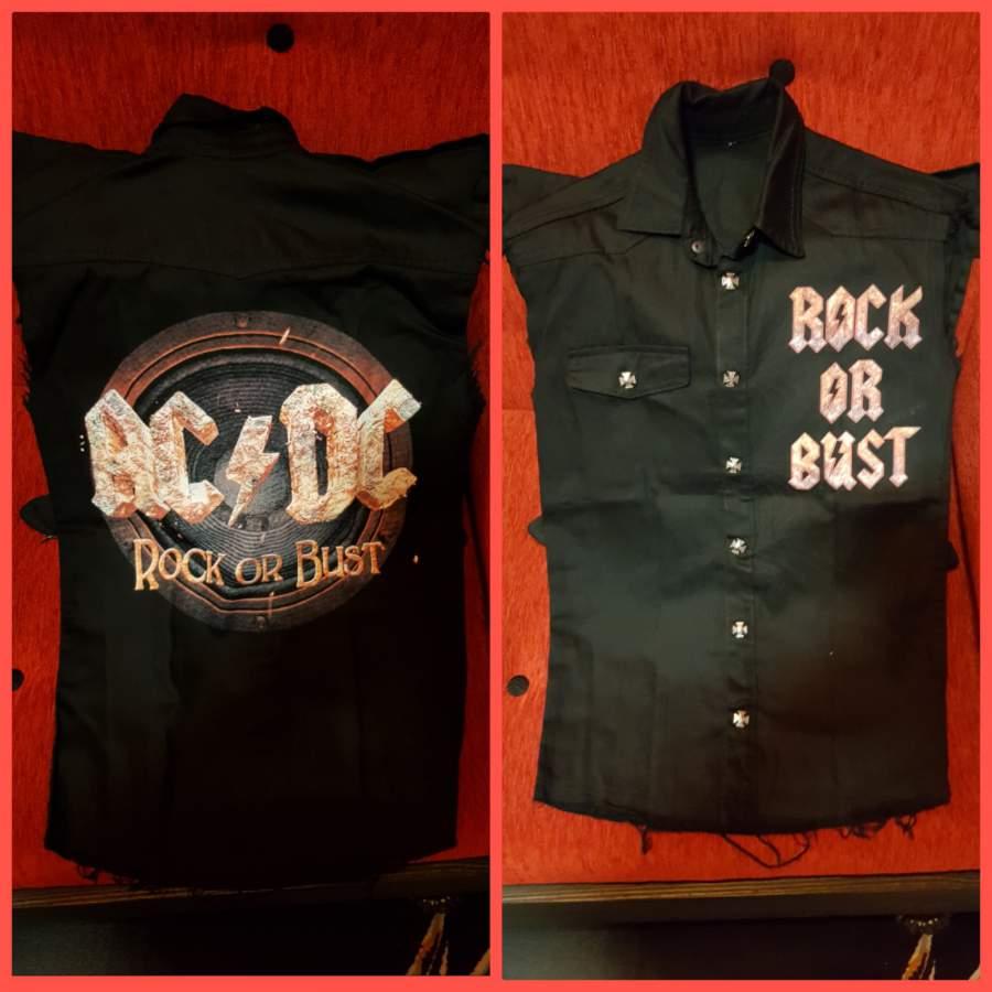 AC/DC ROCK OR BUST UJJATLAN FARMERING