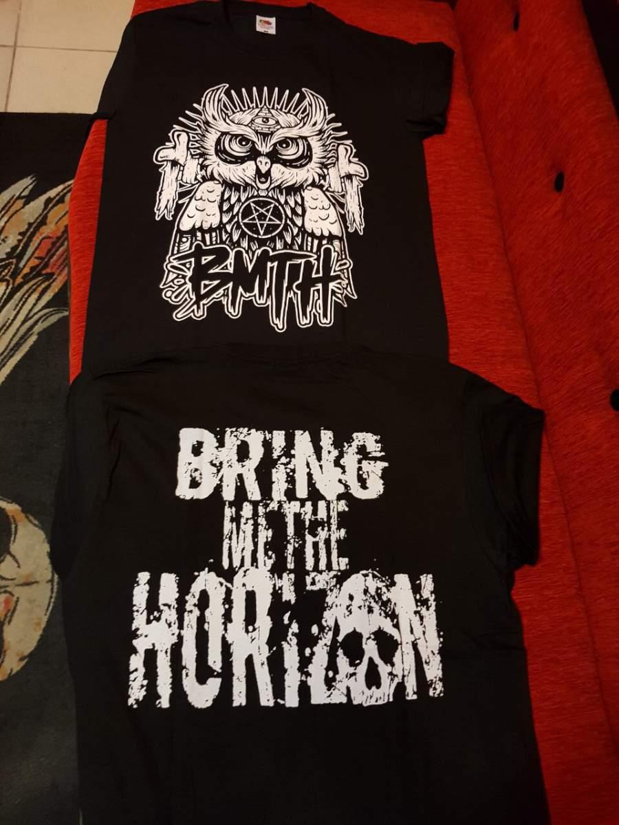 BRING ME the HORIZON - OWL FÉRFI PÓLÓ