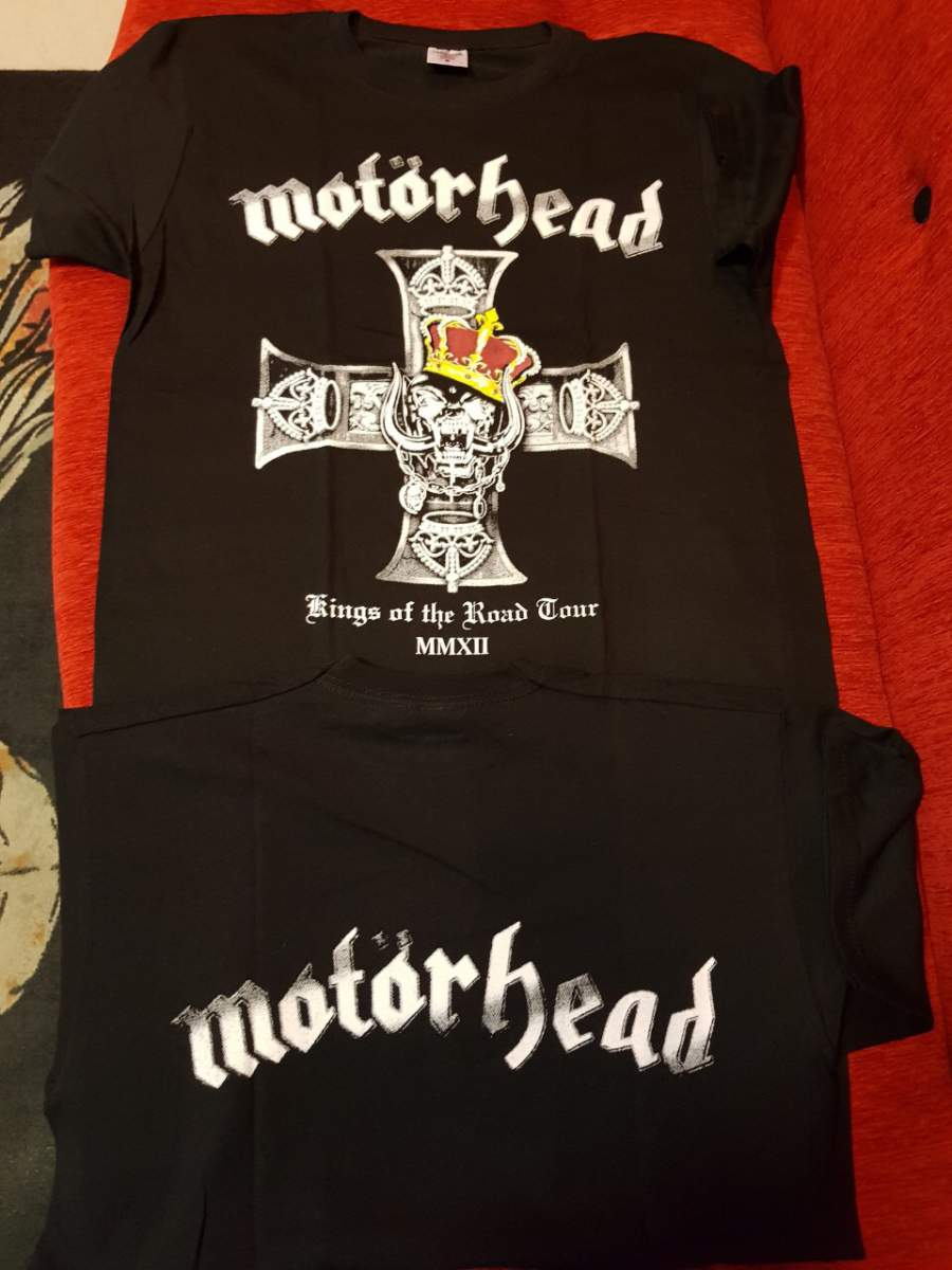 MOTÖRHEAD - KING OF THE ROAD FÉRFI PÓLÓ