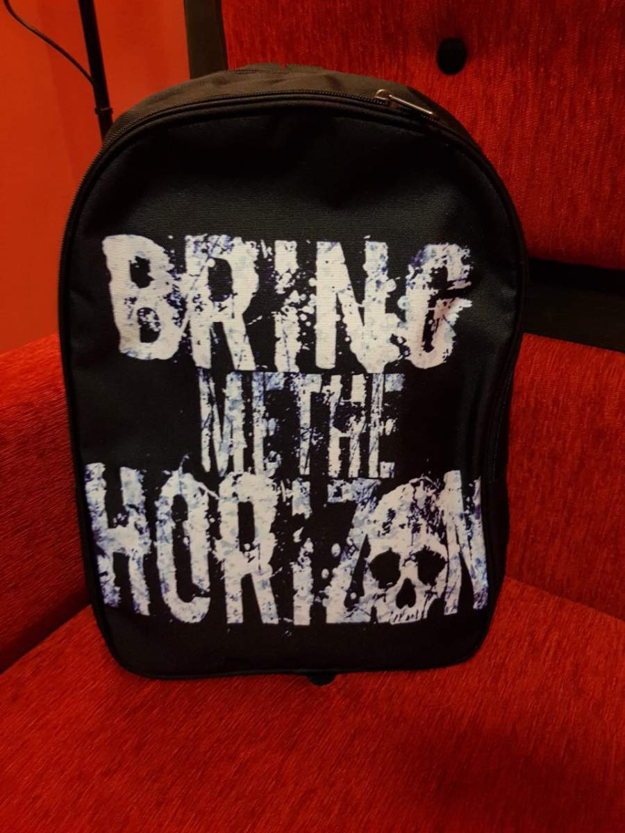 BRING ME the HORIZON HÁTIZSÁK