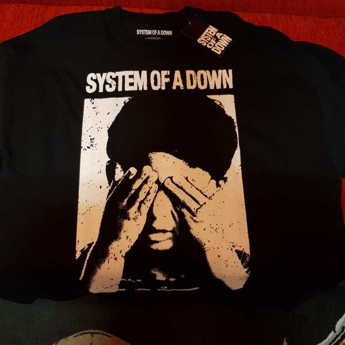 SYSTEM OF A DOWN - SEE NO EVIL FÉRFI PÓLÓ