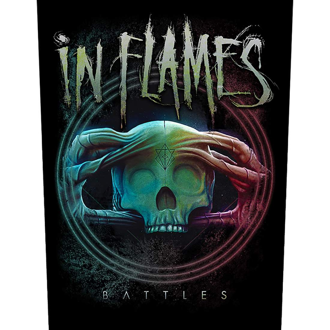 IN FLAMES - BATTLES HÁTFELVARRÓ