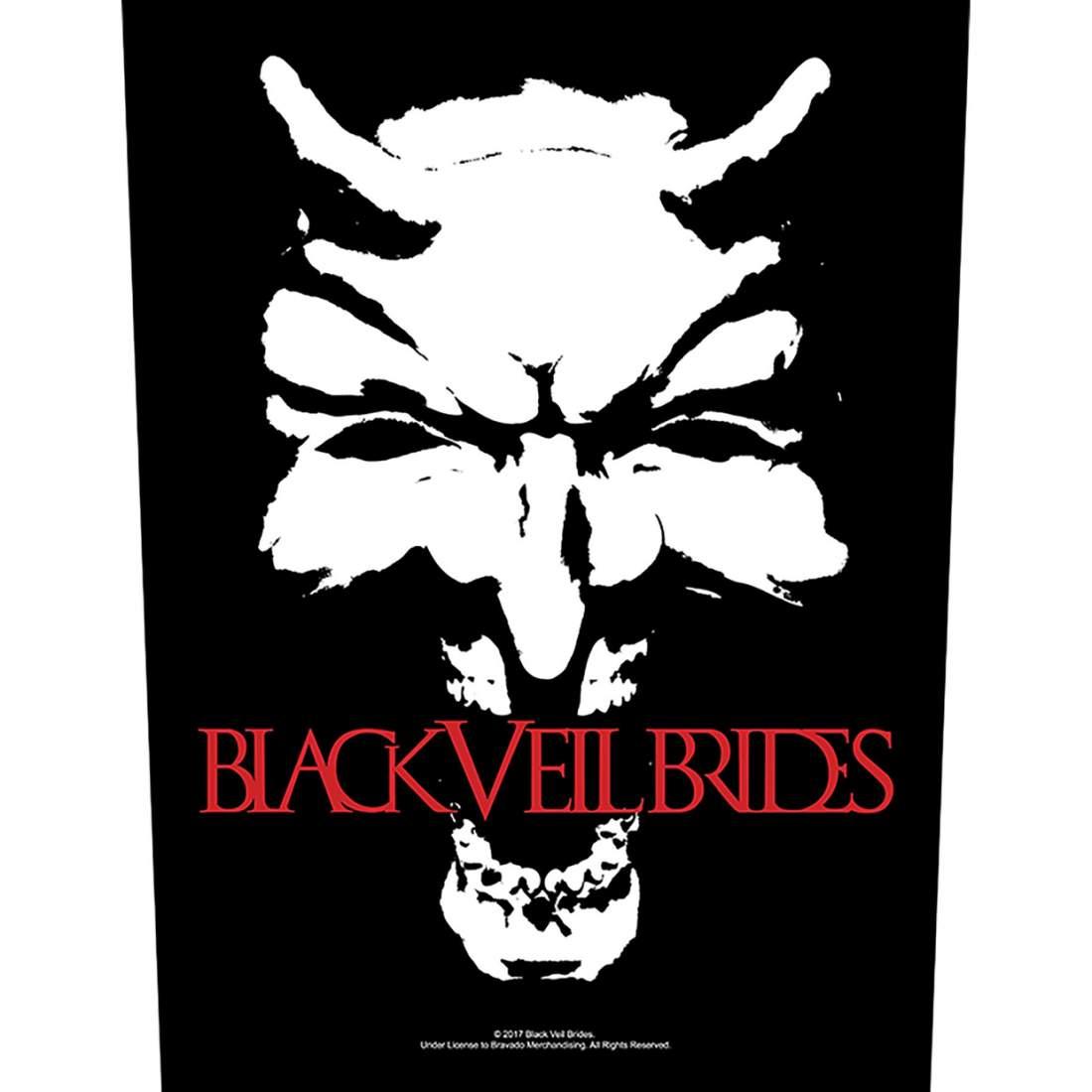 BLACK VEIL BRIDES - DEVIL HÁTFELVARRÓ