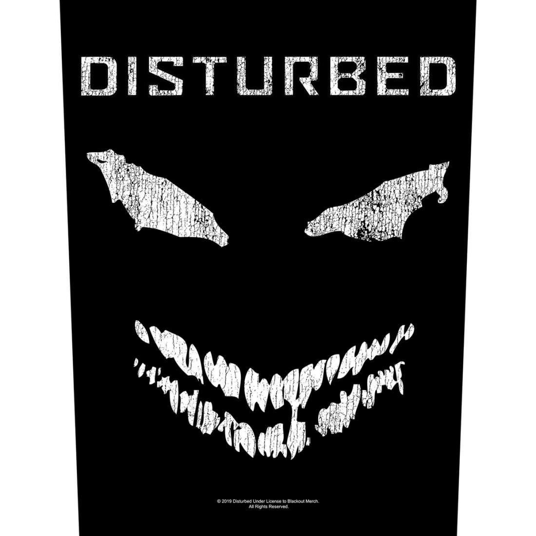 DISTURBED - FACE HÁTFELVARRÓ