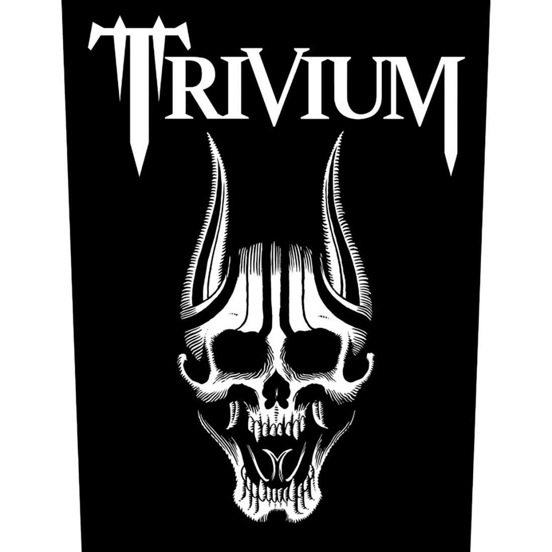 TRIVIUM - SCREAMING SKULL HÁTFELVARRÓ