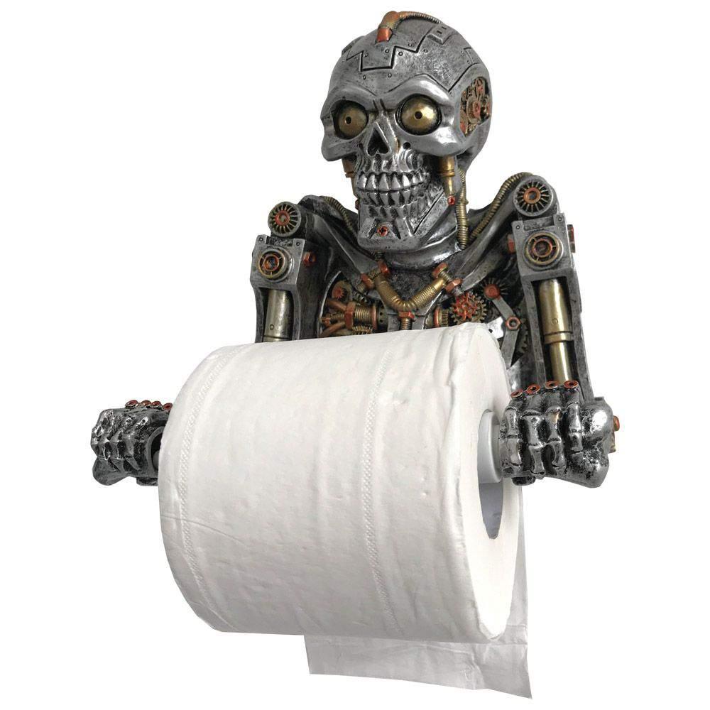Humanoid Helper (Toilet papír tartó)