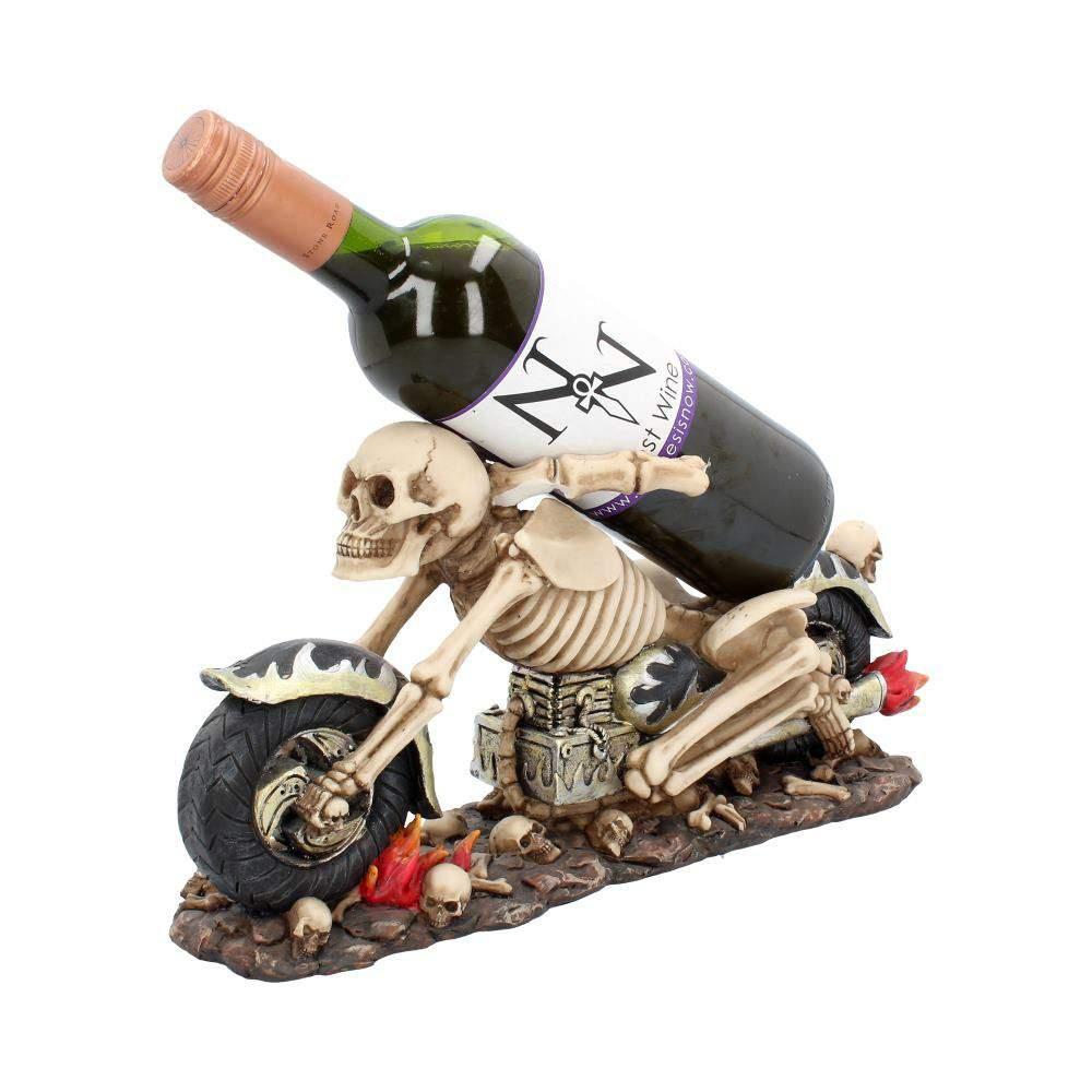 Death Ride (boros üveg tartó)