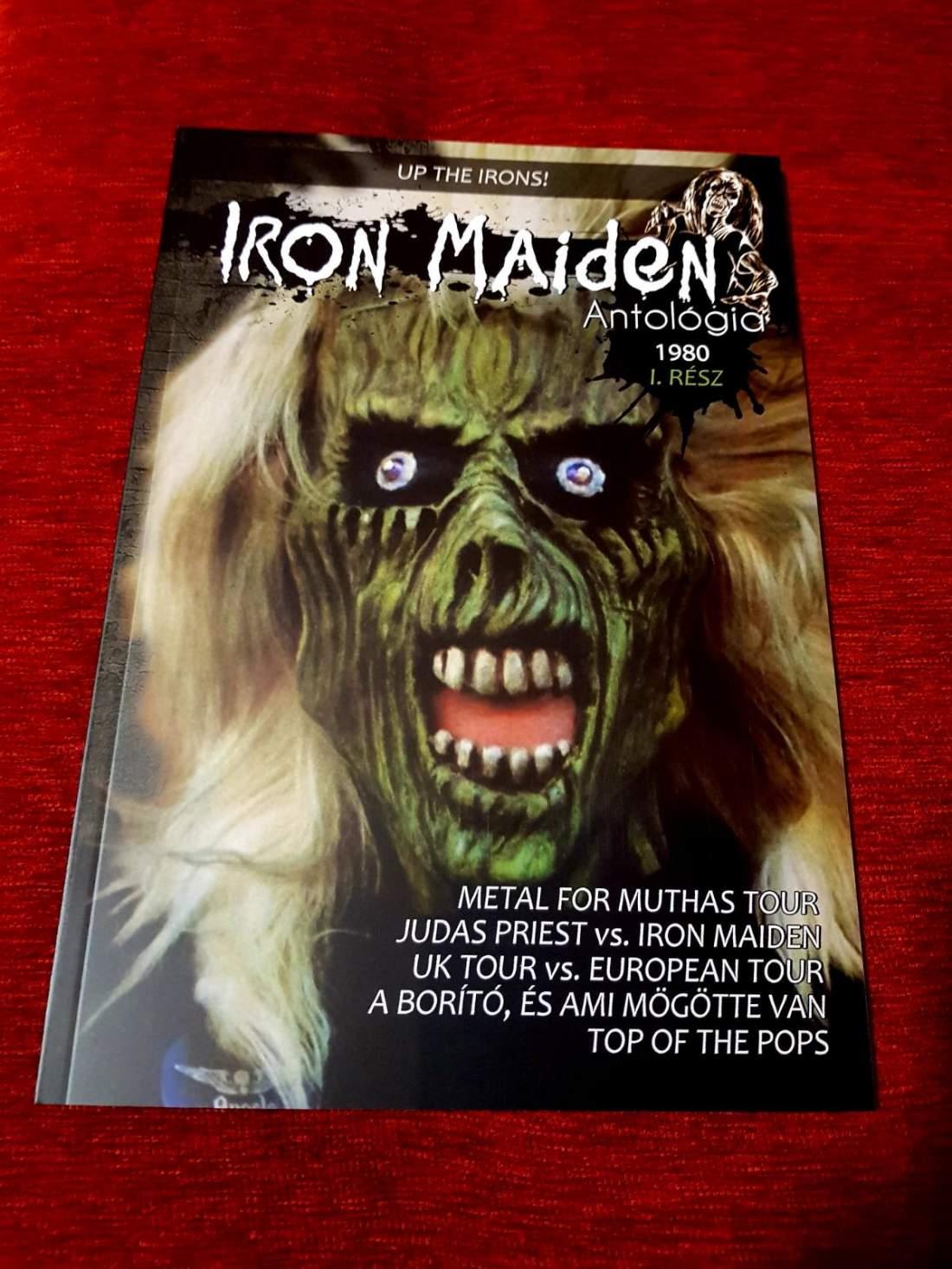 IRON MAIDEN ANTOLÓGIA 2.