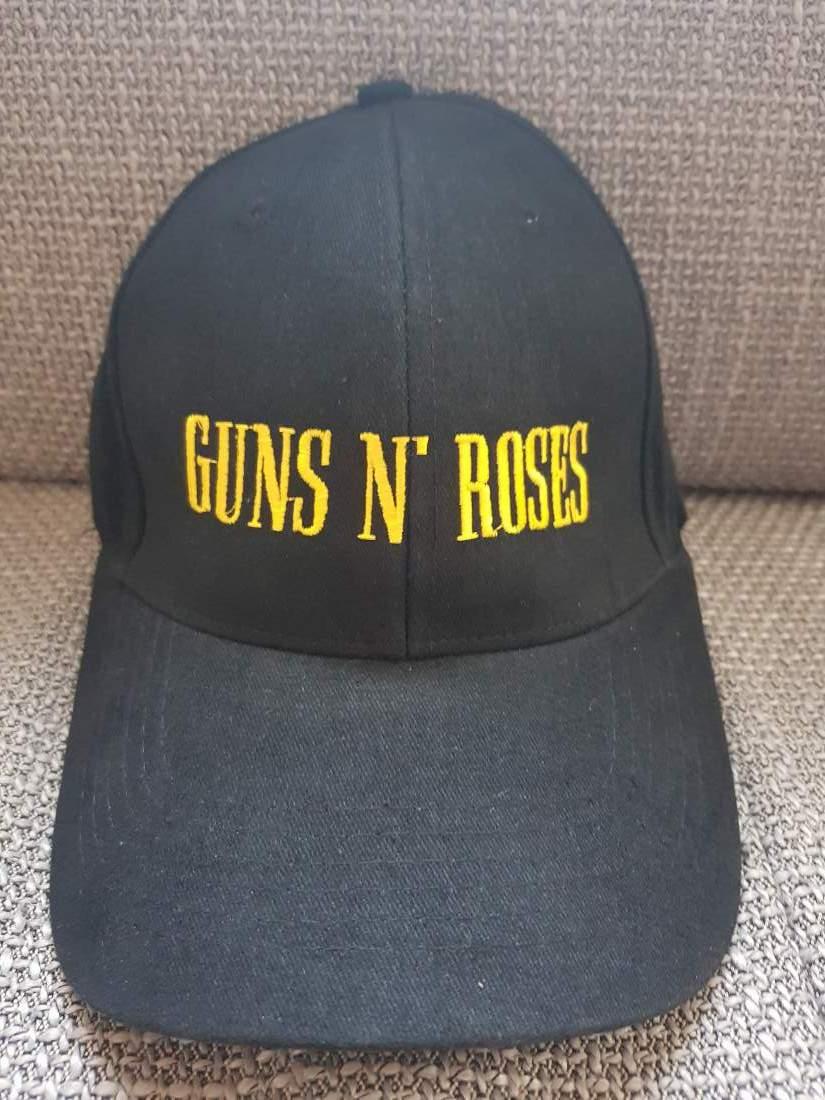 GUNS N ROSES HÍMZETT BASEBALL SAPKA