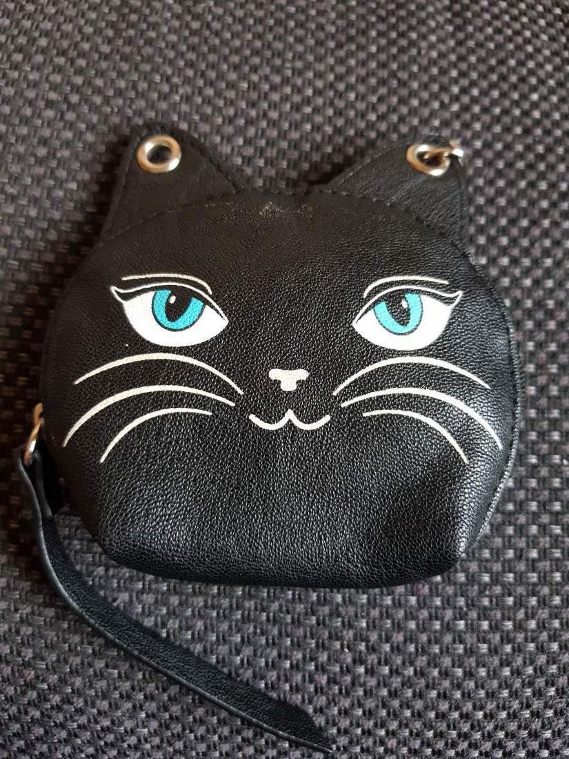 BLACK CAT PÉNZTÁRCA