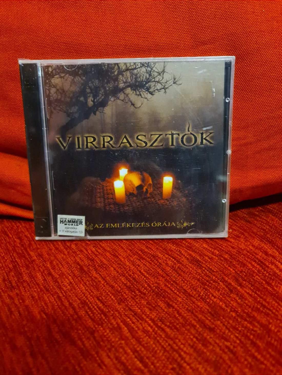VIRRASZTÓK - AZ EMLÉKEZÉS ÓRÁJA CD