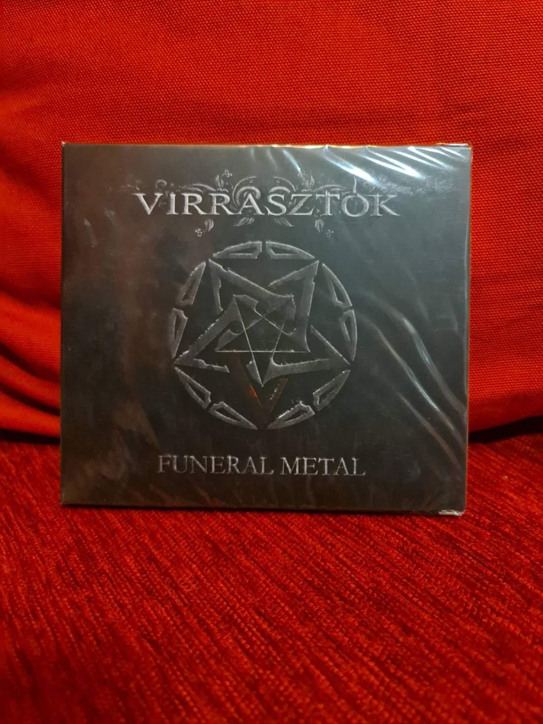 VIRRASZTÓK - FUNERAL METAL CD