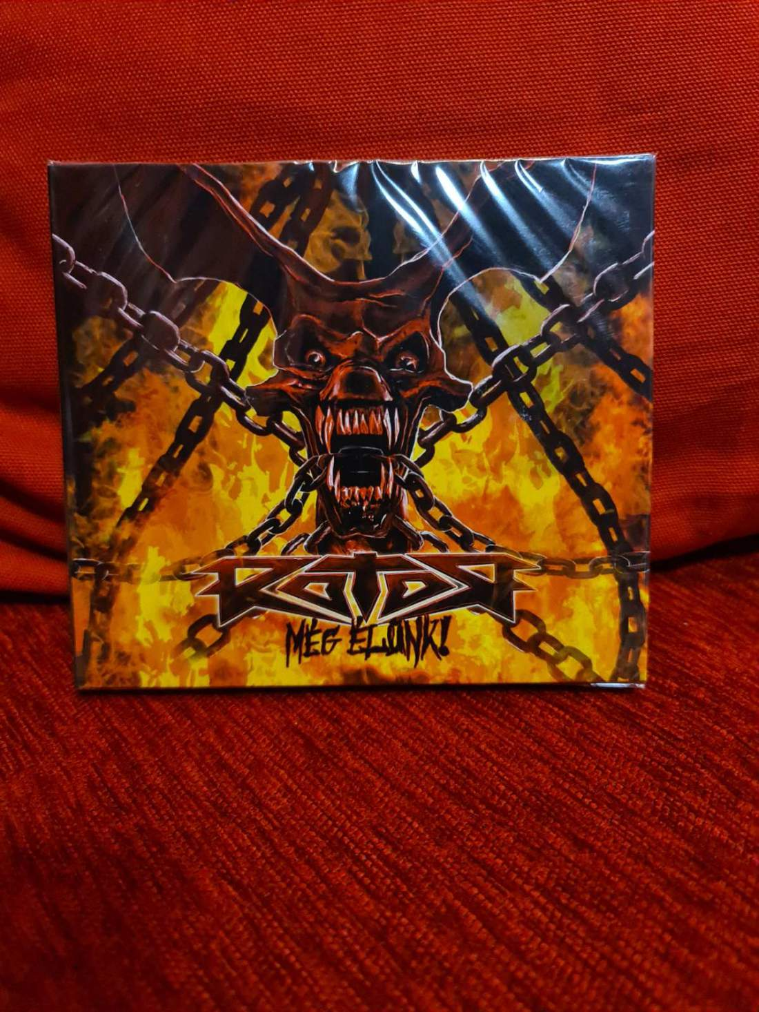 ROTOR - MÉG ÉLÜNK! CD+DVD