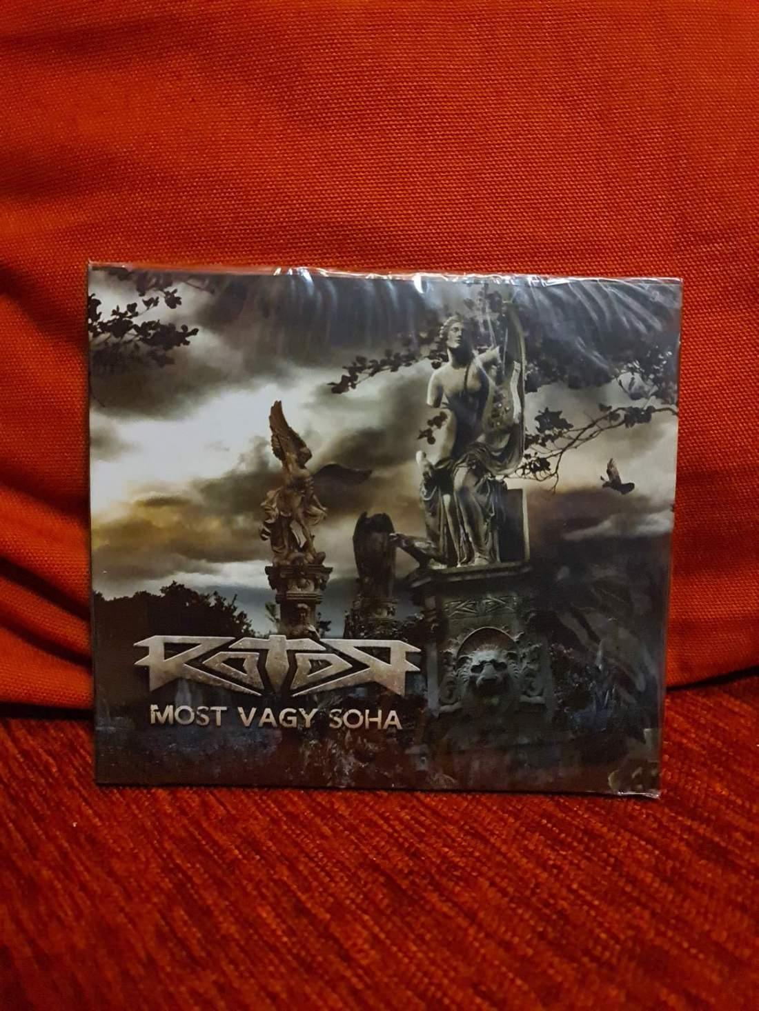 ROTOR - MOST VAGY SOHA CD