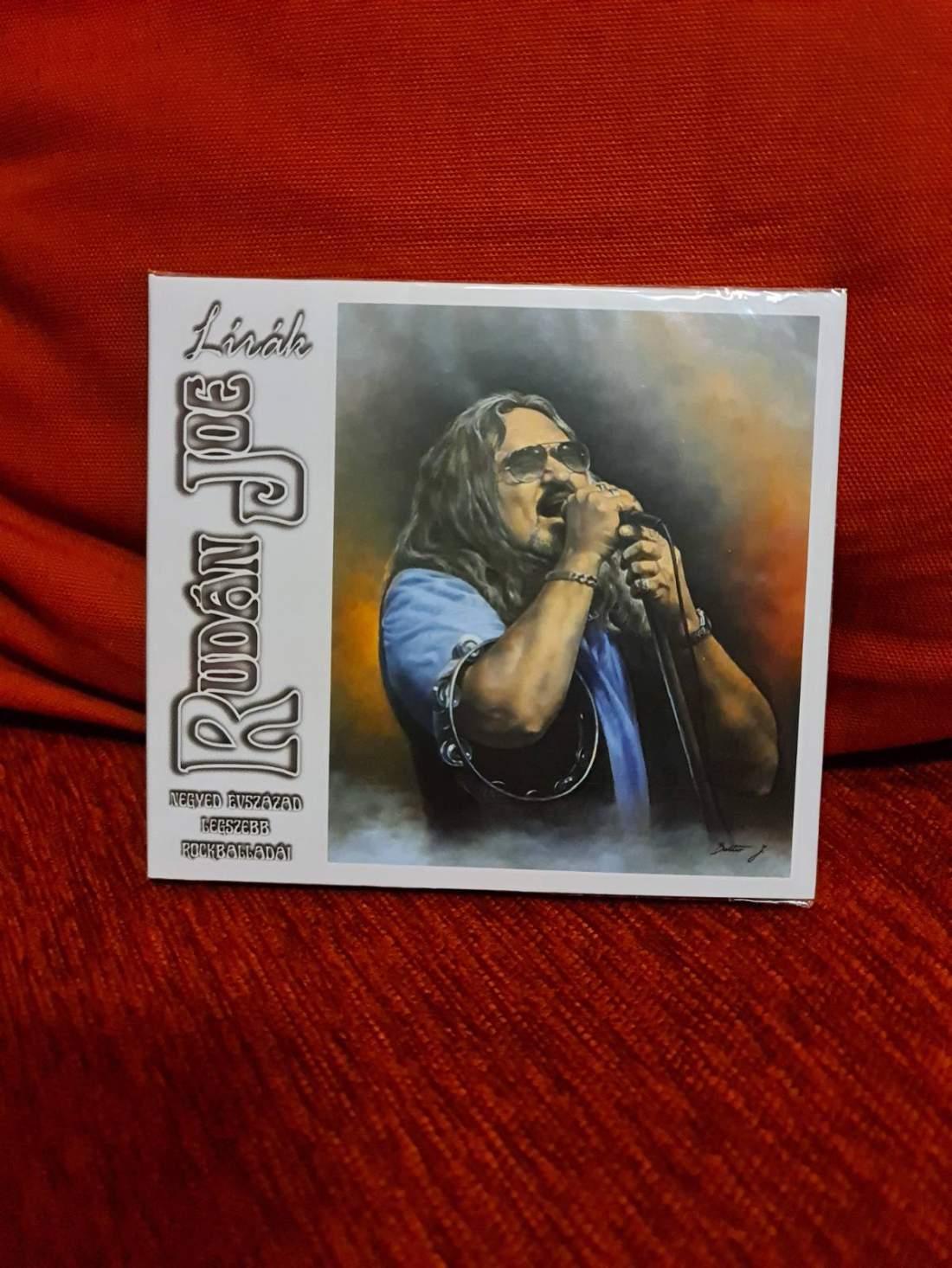 RUDÁN JOE - LÍRÁK CD