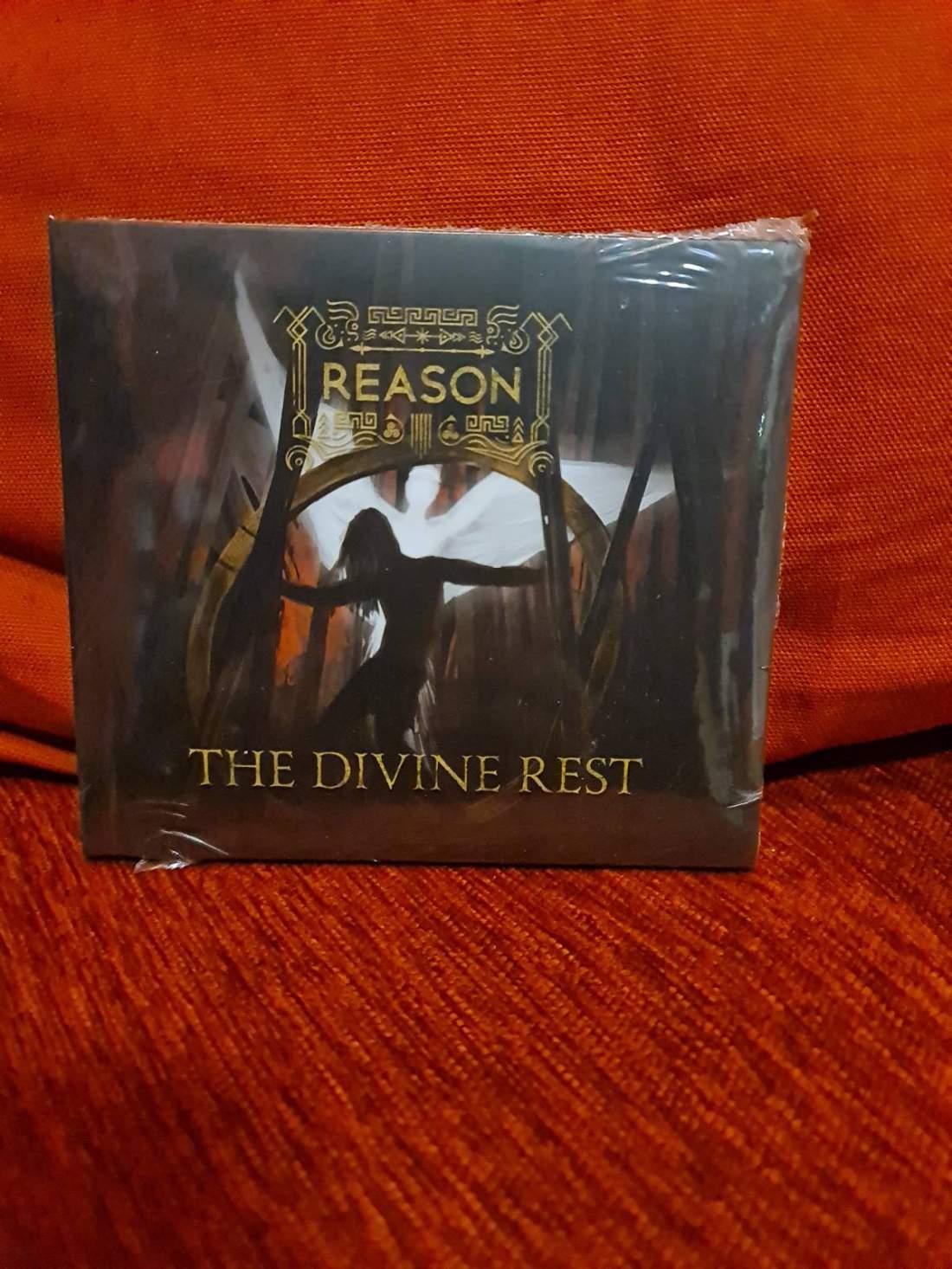 REASON - THE DIVINE REST CD