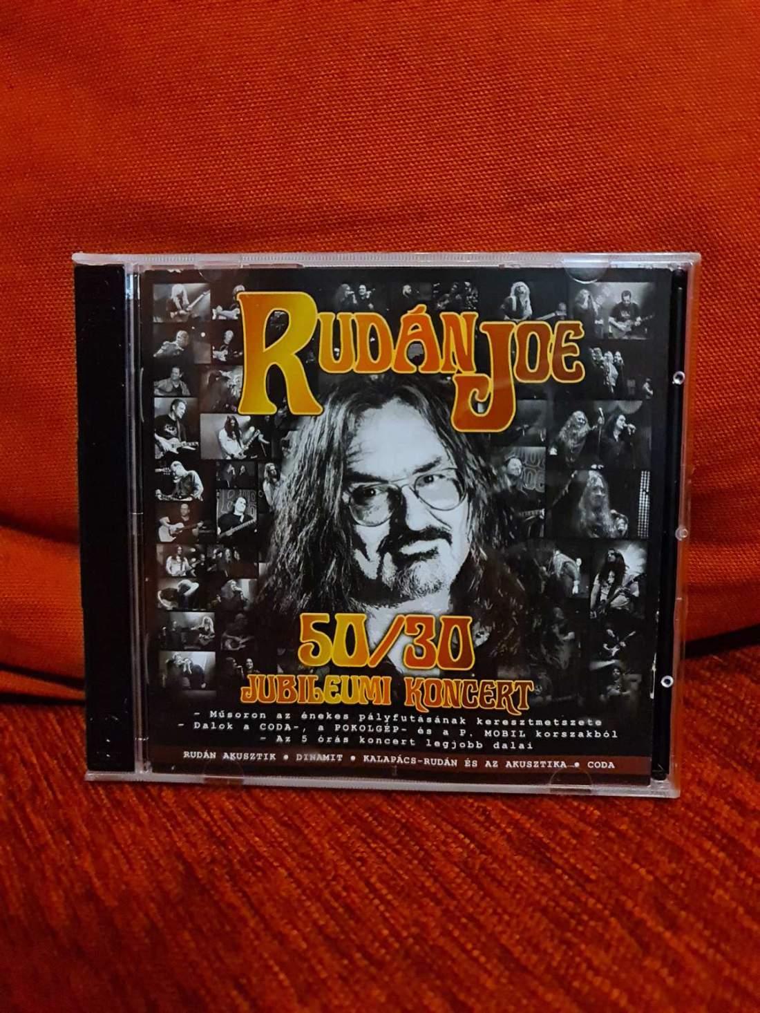 RUDÁN JOE 50/30 JUBILEUMI KONCERT 2CD