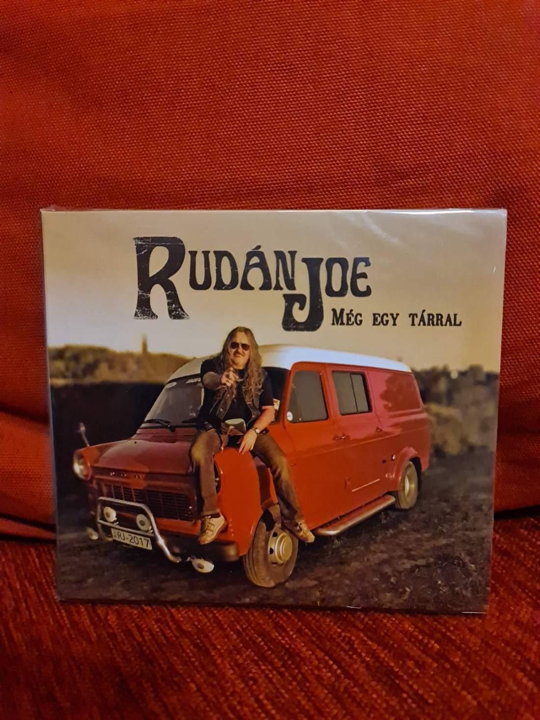 RUDÁN JOE - MÉG EGY TÁRRAL CD