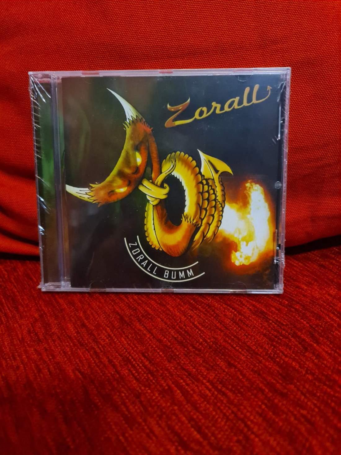 ZORALL - ZORALL BUMM CD