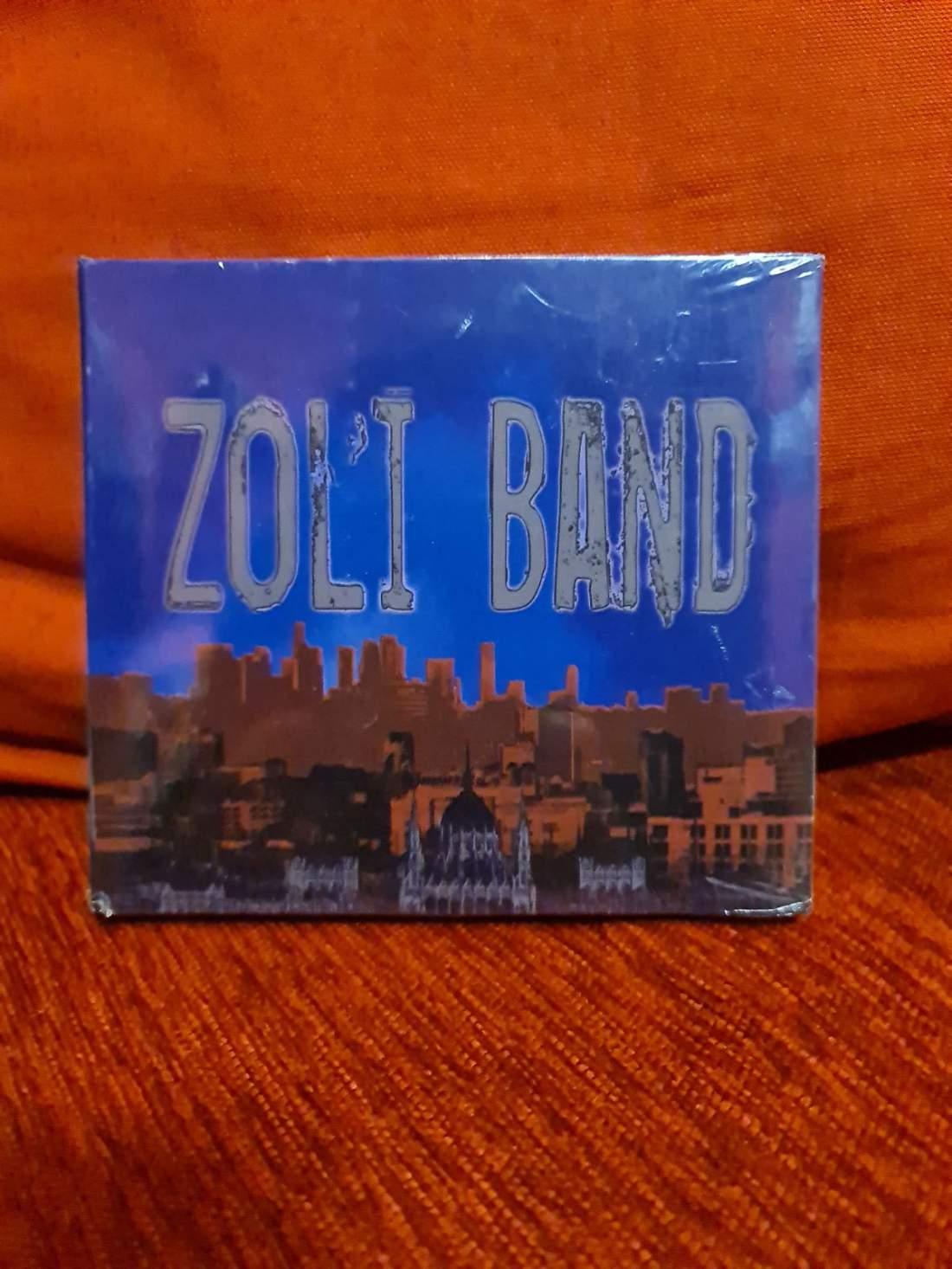 ZOLI BAND - RED & BLUE 2 CD