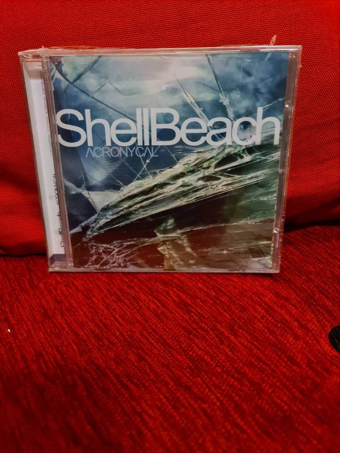 SHELL BEACH - ACRONYCAL CD
