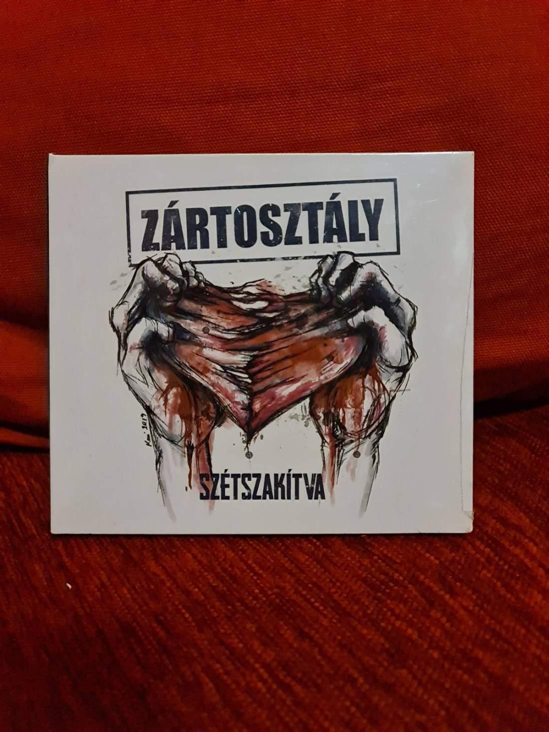 ZÁRTOSZTÁLY - SZÉTSZAKÍTVA CD