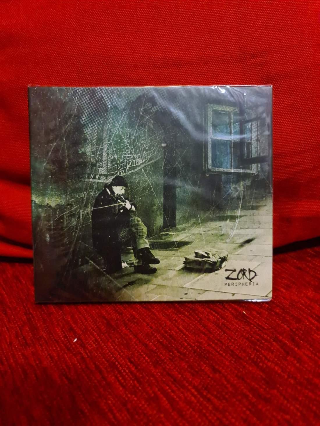 ZORD - PERIPHERIA CD