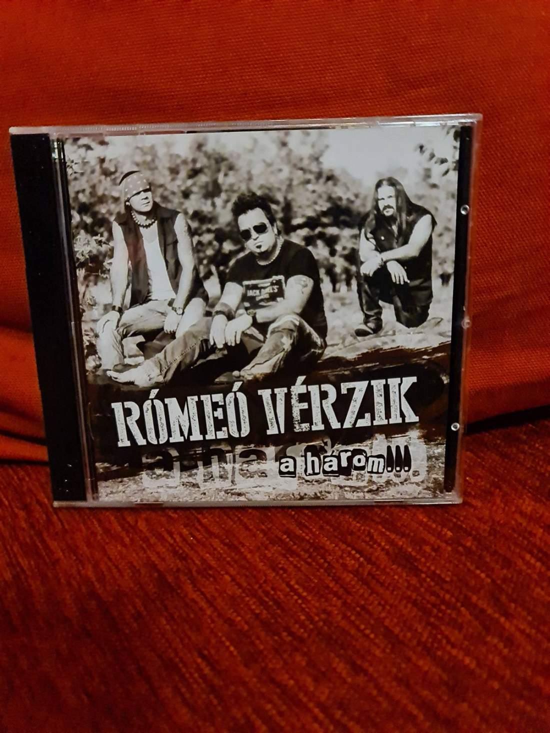 RÓMEÓ VÉRZIK - A HÁROM... CD