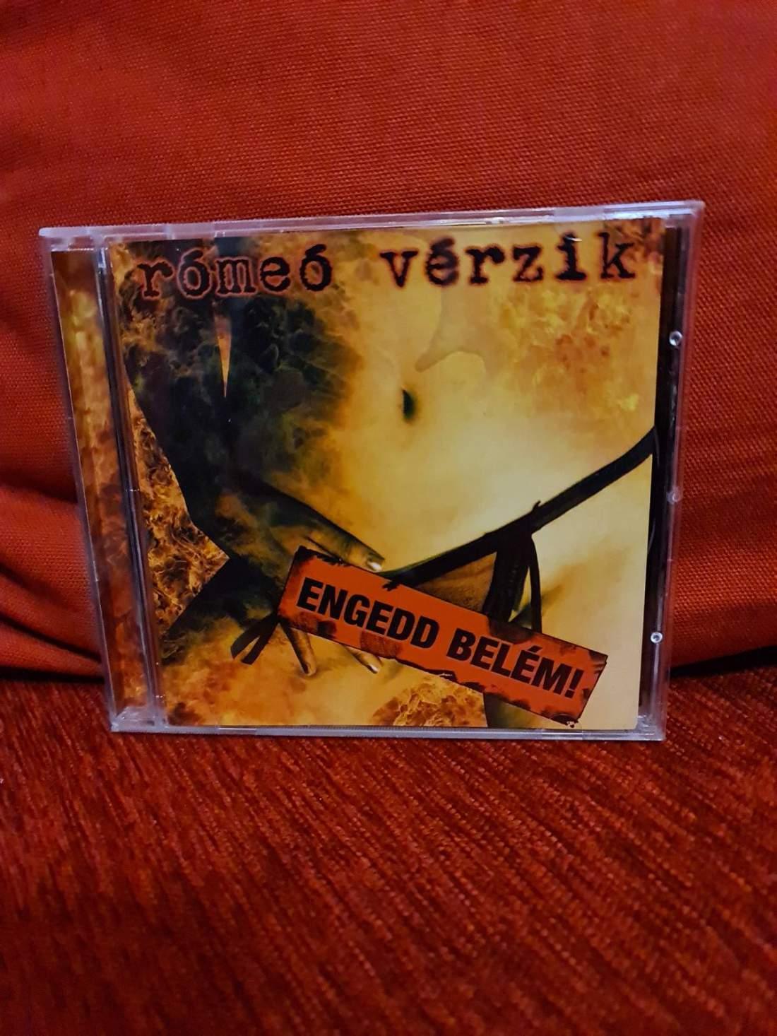 RÓMEÓ VÉRZIK - ENGEDD BELÉM CD