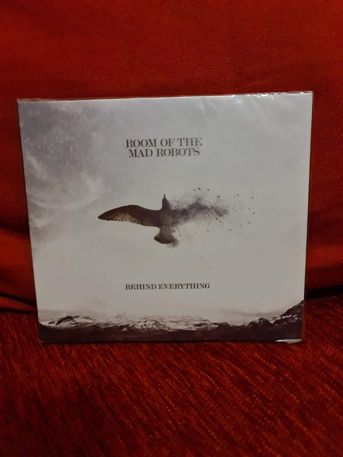ROOM OF THE MAD ROBOTS - BEHIND EVERYTHING CD